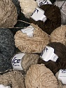 Amigurumi Chenille Please note that number of skeina may vary from 35 to 45. Skein weight information information given is average. Total weight of mixed lot is 2000 grams. Fiber Content 100% Polyester, Brand ICE, fnt2-58106