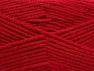Fiber Content 50% Acrylic, 50% Wool, Brand ICE, Dark Fuchsia, fnt2-58184