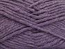 Fiber Content 72% Premium Acrylic, 3% Metallic Lurex, 25% Wool, Lilac, Brand ICE, Yarn Thickness 5 Bulky  Chunky, Craft, Rug, fnt2-58203