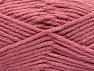 Fiber Content 72% Premium Acrylic, 3% Metallic Lurex, 25% Wool, Rose Pink, Brand ICE, Yarn Thickness 5 Bulky  Chunky, Craft, Rug, fnt2-58205