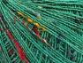 Fiber Content 45% Wool, 40% Acrylic, 15% Viscose, Rainbow, Brand ICE, Green, fnt2-58209