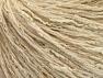 Fiber Content 8% Polyamide, 40% Cotton, 39% Acrylic, 13% Alpaca, Brand ICE, Cream, Yarn Thickness 3 Light  DK, Light, Worsted, fnt2-58214