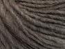 Fiber Content 35% Acrylic, 30% Wool, 20% Alpaca Superfine, 15% Viscose, Brand ICE, Dark Camel Melange, Yarn Thickness 5 Bulky  Chunky, Craft, Rug, fnt2-58313