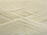 Fiber Content 50% Acrylic, 50% Wool, White, Brand ICE, fnt2-58367