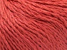 Fiber Content 40% Bamboo, 35% Cotton, 25% Linen, Brand ICE, Dark Salmon, fnt2-58471