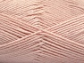 Fiber Content 50% Bamboo, 50% Acrylic, Powder Pink, Brand ICE, Yarn Thickness 2 Fine  Sport, Baby, fnt2-58695