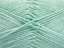 Fiber Content 50% Bamboo, 50% Acrylic, Mint Green, Brand ICE, Yarn Thickness 2 Fine  Sport, Baby, fnt2-58696