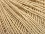 Fiber Content 50% Acrylic, 50% Wool, Brand ICE, Cream, fnt2-58862