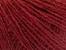 Fiber Content 50% Wool, 50% Acrylic, Brand ICE, Burgundy, Yarn Thickness 2 Fine  Sport, Baby, fnt2-58876