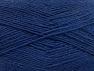 Fiber Content 75% Superwash Wool, 25% Polyamide, Navy, Brand ICE, fnt2-59000