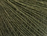 Fiber Content 50% Acrylic, 30% Wool, 20% Mohair, Brand ICE, Dark Green, Yarn Thickness 2 Fine  Sport, Baby, fnt2-59100