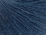 Fiber Content 50% Acrylic, 30% Wool, 20% Mohair, Navy, Brand ICE, fnt2-59103