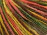 Fiber Content 50% Acrylic, 50% Wool, Salmon, Brand ICE, Green Shades, Brown, fnt2-59319