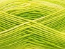 Fiber Content 100% Acrylic, Light Yellow, Brand ICE, Green Shades, fnt2-59331