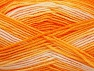 Fiber Content 100% Acrylic, Orange Shades, Brand ICE, Cream, fnt2-59333