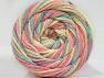 Fiber Content 50% Acrylic, 50% Polyamide, Pastel Colors, Brand ICE, fnt2-59363