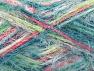Fiber Content 60% Acrylic, 40% Polyamide, White, Pink, Brand ICE, Green Shades, fnt2-59695