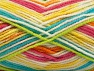 Fiber Content 100% Acrylic, Yellow, White, Turquoise, Pink, Orange, Brand ICE, Green, fnt2-59730