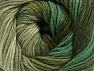 Fiber Content 70% Acrylic, 30% Merino Wool, Khaki, Brand ICE, Green Shades, fnt2-59774
