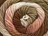 Fiber Content 50% Wool, 50% Acrylic, Rose Pink, Khaki, Brand ICE, Cream, Camel, fnt2-59783
