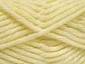Fiber Content 100% Acrylic, Brand ICE, Cream, Yarn Thickness 6 SuperBulky  Bulky, Roving, fnt2-59792