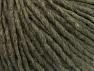 Fiber Content 50% Acrylic, 50% Wool, Khaki, Brand ICE, Yarn Thickness 4 Medium  Worsted, Afghan, Aran, fnt2-59808