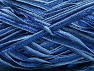 Fiber Content 50% Polyamide, 50% Cotton, Brand ICE, Blue Shades, fnt2-59834