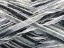 Fiber Content 50% Cotton, 50% Polyamide, White, Brand ICE, Grey Shades, fnt2-59836