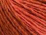 Fiber Content 50% Wool, 50% Acrylic, Salmon, Olive Green, Brand ICE, fnt2-59842