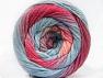 Fiber Content 90% Acrylic, 10% Polyamide, Salmon, Pink Shades, Brand ICE, Blue Shades, fnt2-59998
