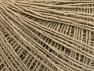 Fiber Content 50% Wool, 50% Acrylic, Brand ICE, Dark Beige, fnt2-60012
