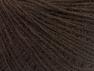 Fiber Content 50% Wool, 50% Acrylic, Brand ICE, Coffee Brown, fnt2-60013