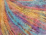 Fiber Content 37% Kid Mohair, 35% Acrylic, 28% Polyamide, Turquoise, Pink, Lilac, Brand ICE, Gold, Yarn Thickness 1 SuperFine  Sock, Fingering, Baby, fnt2-60044