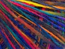 Fiber Content 60% Acrylic, 40% Wool, Rainbow, Brand ICE, Yarn Thickness 3 Light  DK, Light, Worsted, fnt2-60082
