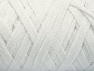 Fiber Content 100% Recycled Cotton, Optical White, Brand ICE, Yarn Thickness 6 SuperBulky  Bulky, Roving, fnt2-60122