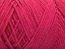 Fiber Content 100% Cotton, Brand ICE, Fuchsia, Yarn Thickness 5 Bulky  Chunky, Craft, Rug, fnt2-60170