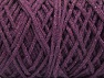 Fiber Content 100% Cotton, Purple, Brand ICE, Yarn Thickness 5 Bulky  Chunky, Craft, Rug, fnt2-60173