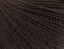 Fiber Content 50% Wool, 50% Acrylic, Brand ICE, Dark Brown, Yarn Thickness 2 Fine  Sport, Baby, fnt2-60197
