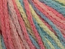 Fiber Content 50% Acrylic, 50% Polyamide, Pastel Colors, Brand ICE, Yarn Thickness 4 Medium  Worsted, Afghan, Aran, fnt2-60368
