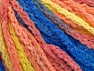 Fiber Content 50% Polyamide, 50% Acrylic, Yellow, Light Salmon, Brand ICE, Blue, fnt2-60446