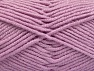 Fiber Content 100% Acrylic, Light Lilac, Brand ICE, Yarn Thickness 5 Bulky  Chunky, Craft, Rug, fnt2-60936