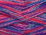 Fiber Content 100% Premium Acrylic, Salmon, Pink Shades, Lilac, Brand ICE, Blue Shades, fnt2-60952
