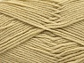 Fiber Content 100% Acrylic, Light Beige, Brand ICE, Yarn Thickness 4 Medium  Worsted, Afghan, Aran, fnt2-60957