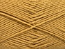 Fiber Content 100% Acrylic, Light Brown, Brand ICE, Yarn Thickness 4 Medium  Worsted, Afghan, Aran, fnt2-60960
