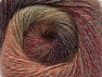 Fiber Content 75% Premium Acrylic, 15% Wool, 10% Mohair, Red, Maroon, Khaki, Brand ICE, Brown, fnt2-61002