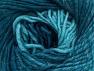 Fiber Content 75% Premium Acrylic, 25% Wool, Turquoise Shades, Brand ICE, fnt2-61027