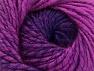 Fiber Content 75% Premium Acrylic, 25% Wool, Purple, Brand ICE, Fuchsia, Yarn Thickness 4 Medium  Worsted, Afghan, Aran, fnt2-61030