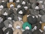 Winter Yarns This mixed lot includes a total of 2000 gr (70.5 oz.) yarn. There is no standard for ball weight. Also disregard any information on the labels. You will get what you see in the photo. Brand ICE, fnt2-61060