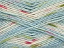 Fiber Content 100% Baby Acrylic, White, Pink, Light Blue, Brand ICE, Green, Yarn Thickness 2 Fine  Sport, Baby, fnt2-61285