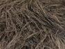 Fiber Content 50% Polyester, 50% Polyamide, Brand ICE, Brown, Black, fnt2-62081